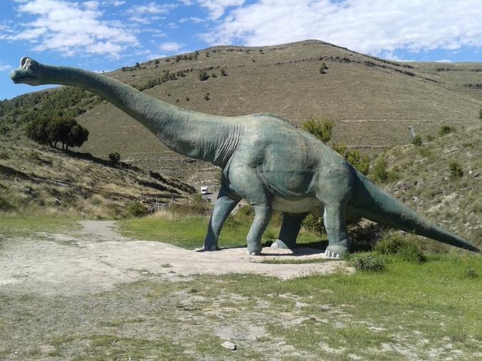 Dinosaurios en Enciso