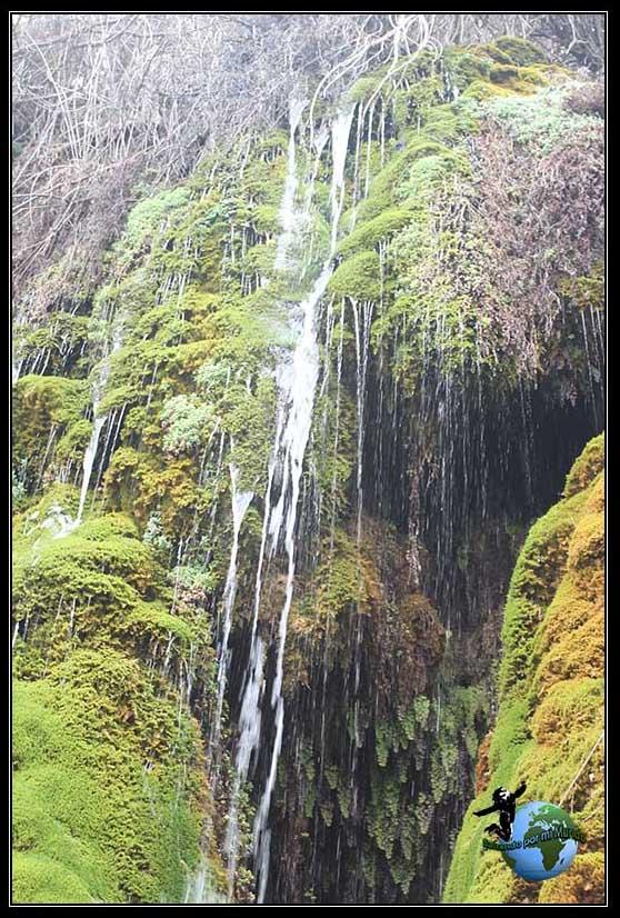 Cascadas de Brihuerga