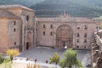 Monasterio de Yuso, San Millán de la Cogolla, La Rioja