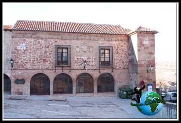 Antigua Cárcel de Sigüenza.
