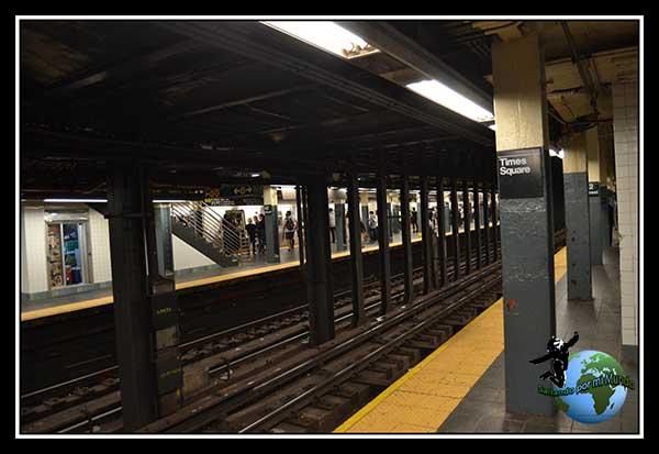Metro de NY-Times Square