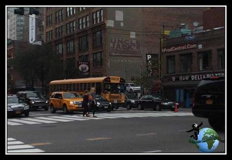 El autobús de los Simsons!!