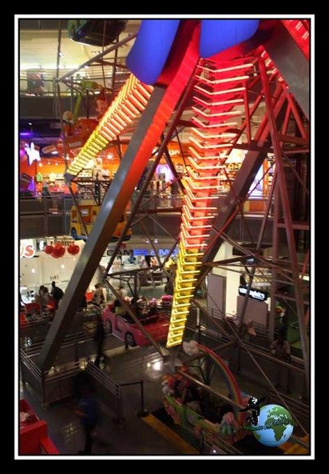 Noria Gigante en ToyRus de New York
