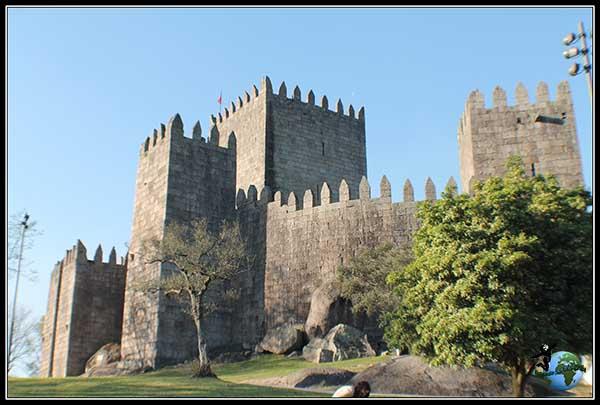 Castillo de Guimarâes