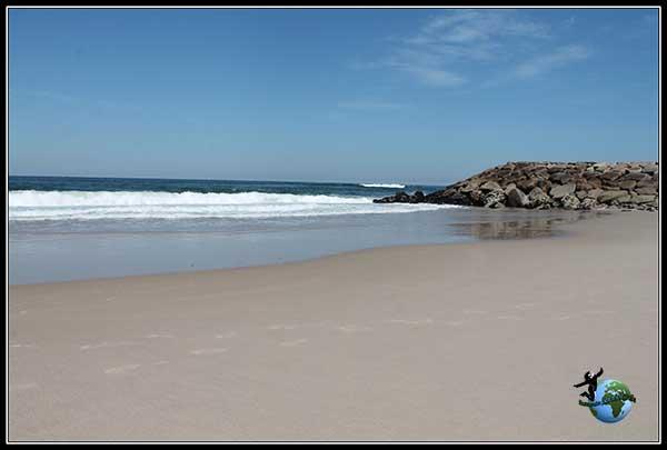 Playas de Costa Nova
