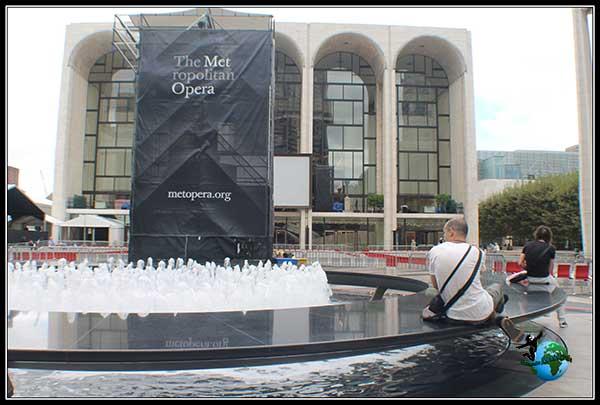 Opera Metropolitana de New York
