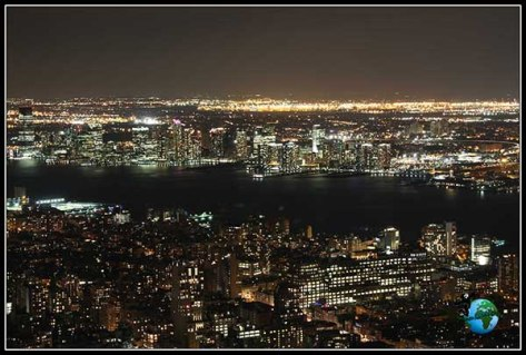 Vistas desde el Empire State Building