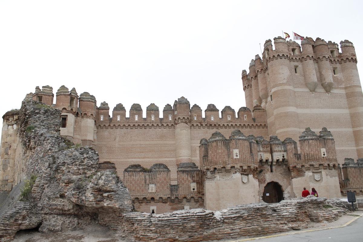 La foto Viajera de la semana: Castillo de Coca