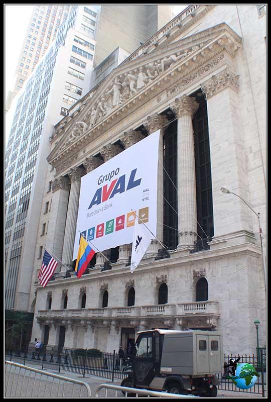 La publicidad ha llegado a la Bolsa de New York.¿ Necesitan financiación?