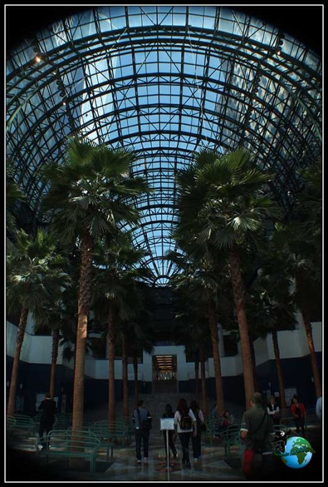 Interior del Winter Garden
