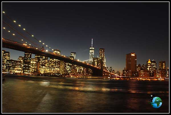 Vistas desde Brooklyn Bridge Park