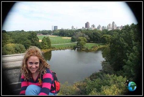 Vistas desde el Castillo de Central Park
