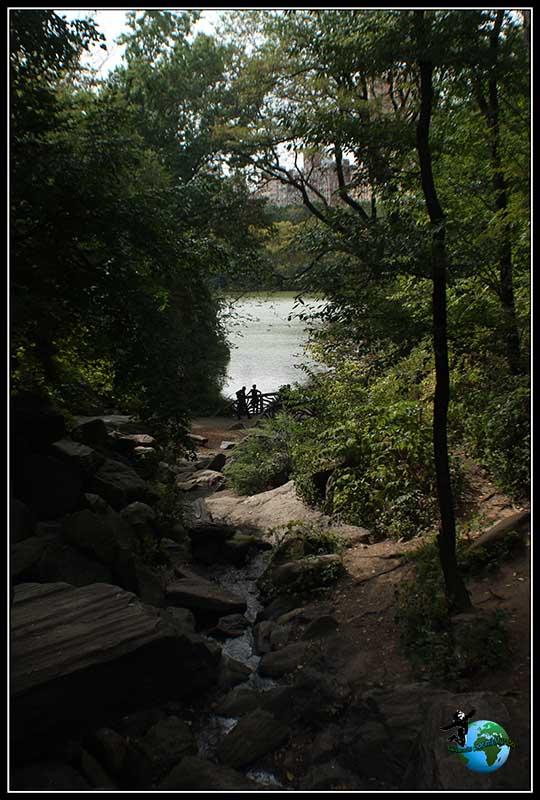 Rincones muy fotogénicos en Central Park