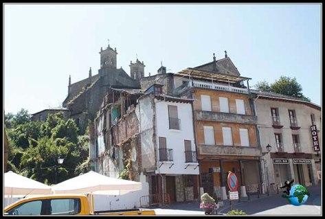 Recorriendo Villafranca del Bierzo