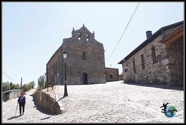Iglesia de Santiago en Villafranca del Bierzo