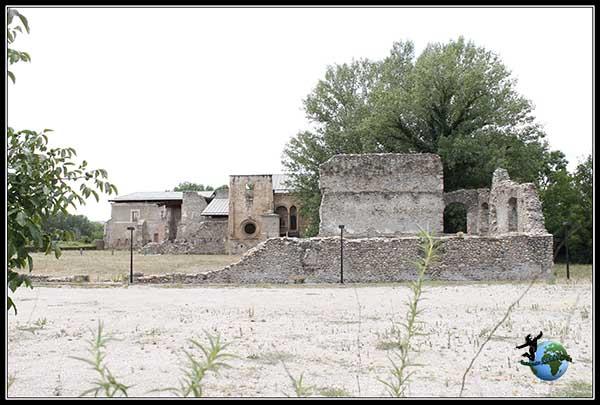 Vistas desde la carretera del Monasterio de Santa Maria de Carracedo