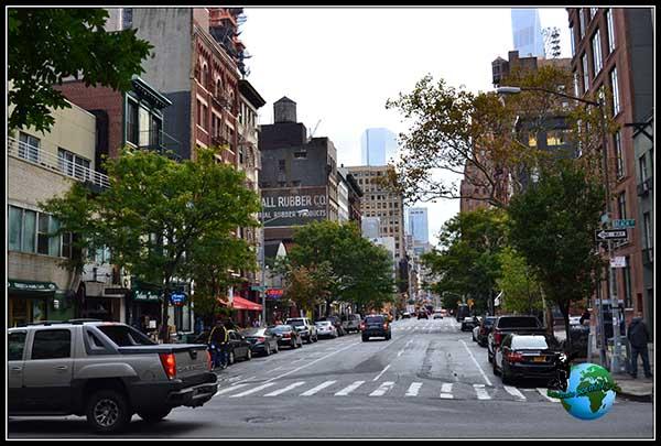 Aún se ve algún rascacielos al fondo, en New York