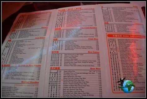 Mmmmmm.....¿Qué vamos a cenar? En ChinaTown en New York