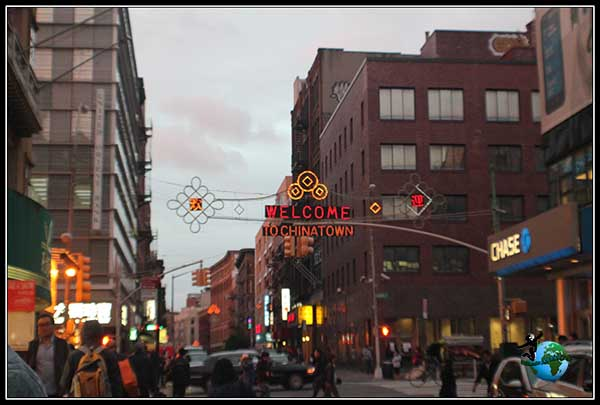 Welcome To ChinaTown en New York