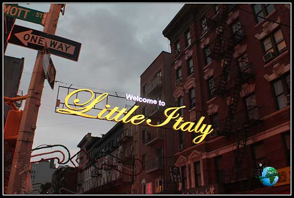 Little Italy en New York
