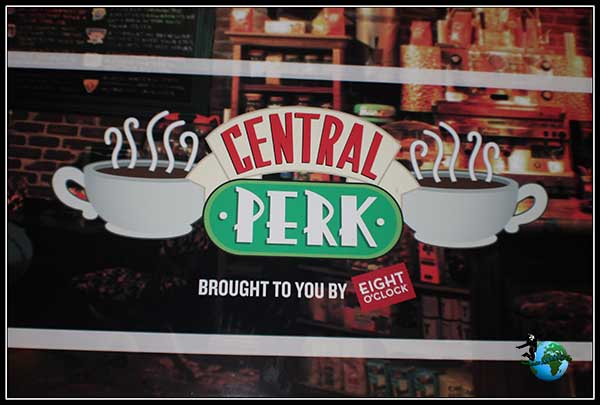 Central Perk nos espera mañana, en New York.