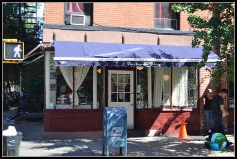 The Magnolia Bakery en New York.
