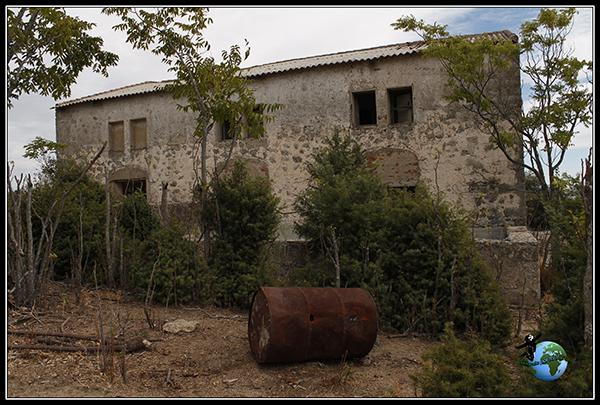 Minas abandonadas de Nuestro Padre Jesús en Colmenar del Arroyo.