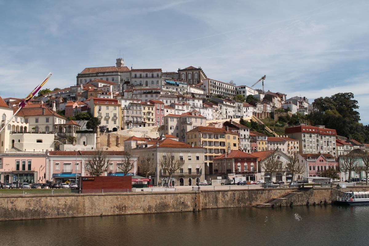 Día 1 Oporto- Madrid - Coimbra-Oporto
