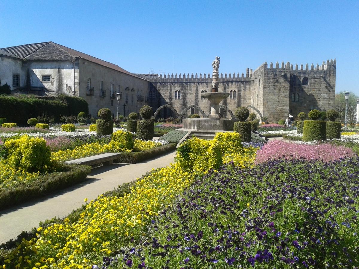 Día 3 Oporto: Braga, Monasterio de Bon Jesús y Guimarães