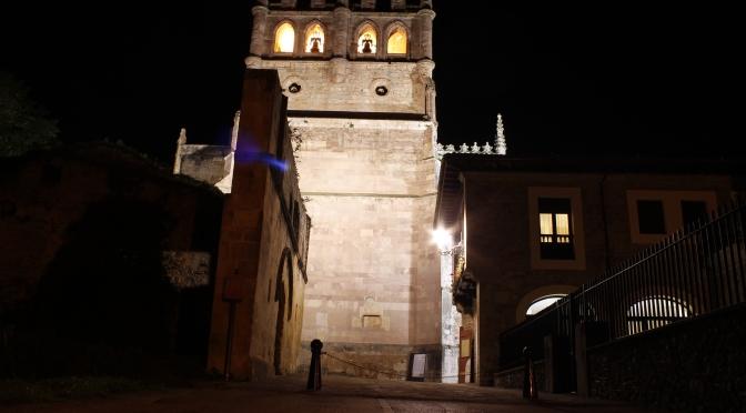 Dia 1 Cantabria – Llegada a Santa Maria de la Peña-San Vicente de la Barquera