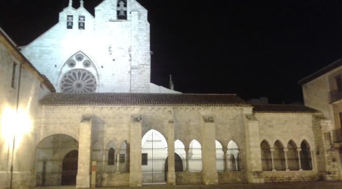Dia 1 Palencia- Madrid-Palencia