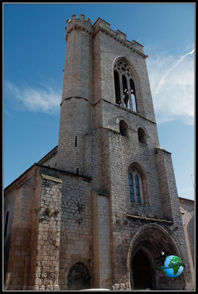 Iglesia de San Miguel de Palencia.