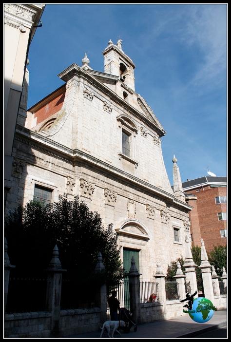 Iglesia de la Compañía de Palencia.