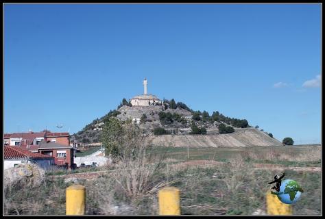 Cristo del Otero en Palencia.