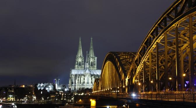 Mercadillos Navideños en Colonia, Alemania