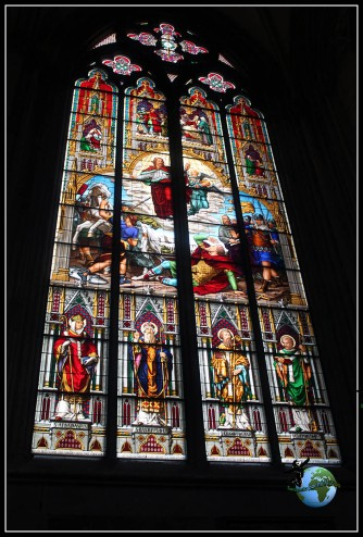 Vidrieras de la Catedral de Colonia.