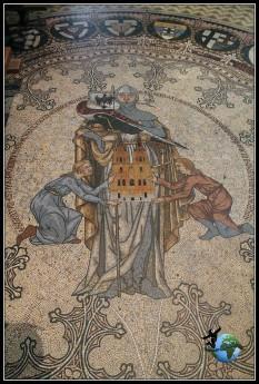 Suelo de la Catedral de Colonia