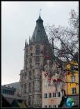 Decoración Navideña por las calles de Colonia.