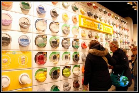 Lego Store de Colonia.