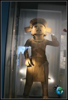 Referencias Mayas sobre el orgien del chocoalte, en el Museo del Chocolate de Lindt en Colonia.