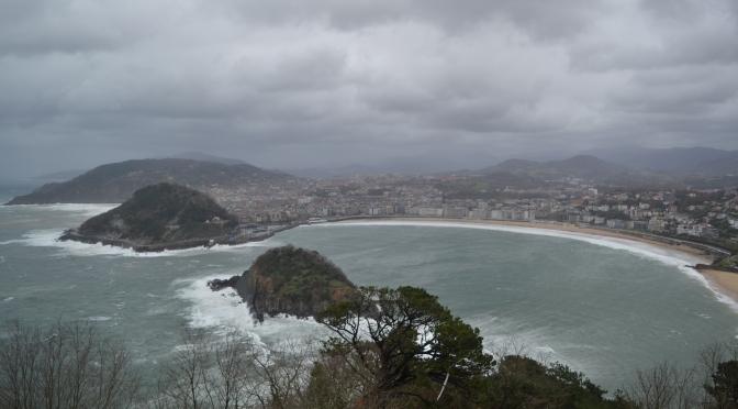 San Sebastian o cómo sobrevivir al Diluvio Universal