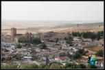 Vistas desde los diferentes torreones del Castillo de Belmonte.