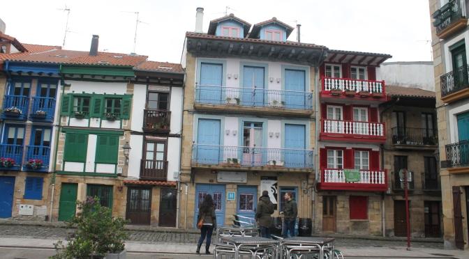 Día 2 San Sebastián – Hondarribia – Madrid.