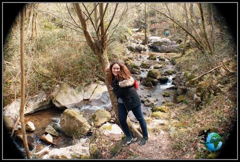 Camino a las Cuevas de Zugarramurdi, Navarra