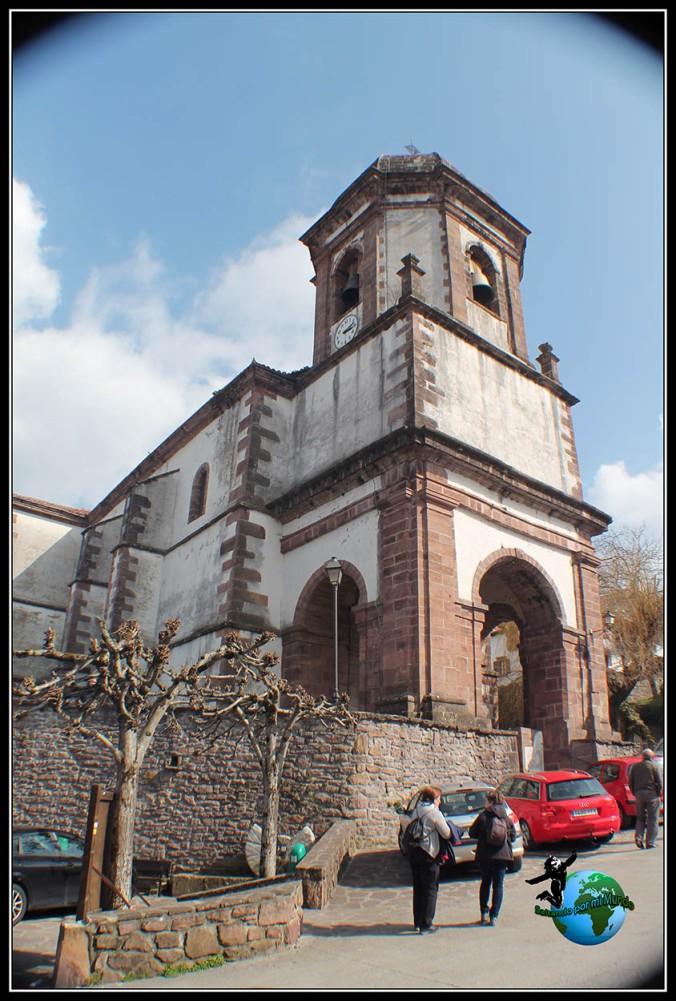 Catedral de Zugarramurdi, Navarra