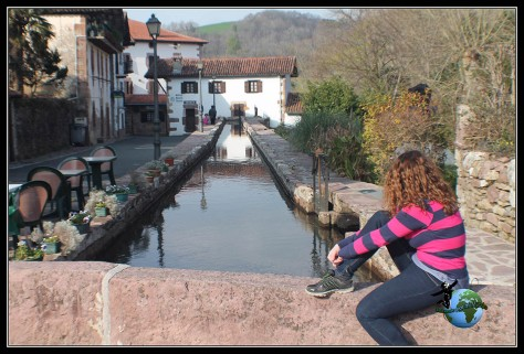 Antiguo molino de Urdax, Navarra