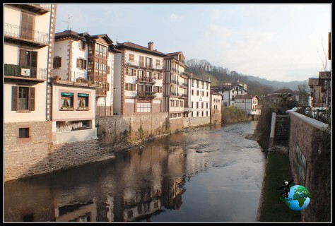 Paseando por Elizondo, Navarra