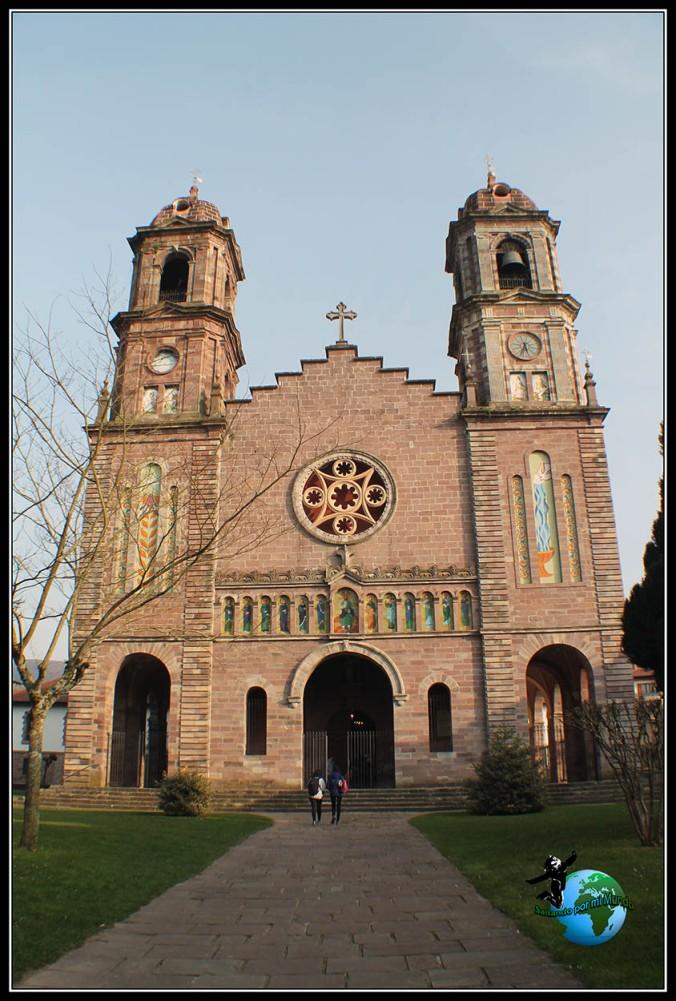 Catedral de Elizondo, Navarra