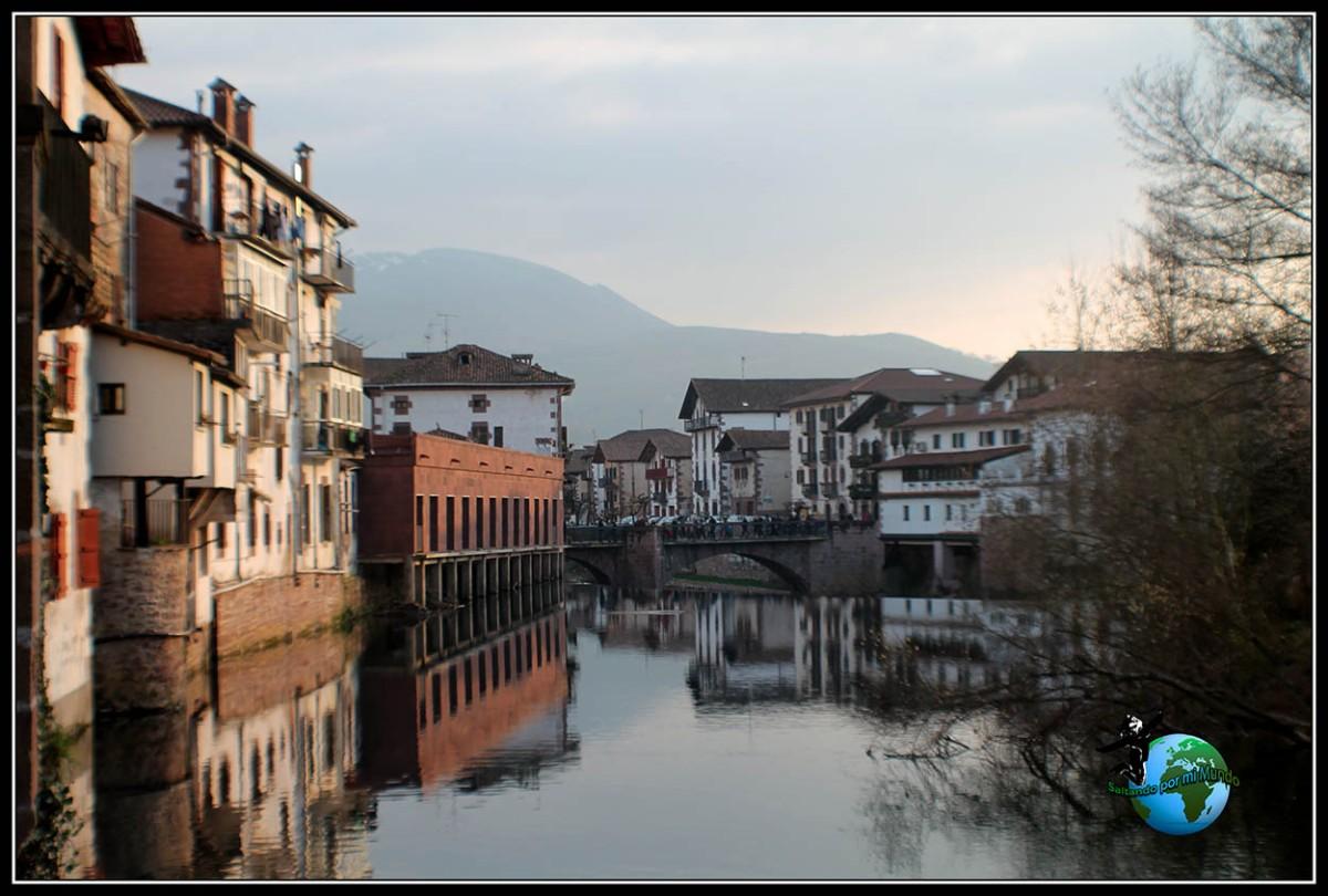 Día 2 Navarra - Pamplona - Sare - La Rhune - Zagarramurdi - Urdax - Elizondo - Almandoz.