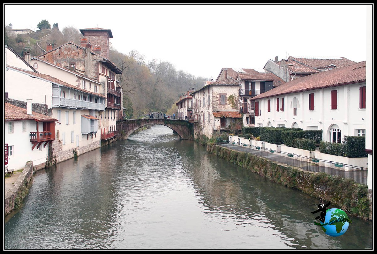 Dia 3 Navarra - Sant Jean de Pier de Port - Ezcaroz - Selva de Irati - Ochogavia- Mukilda - Roncesvalles.